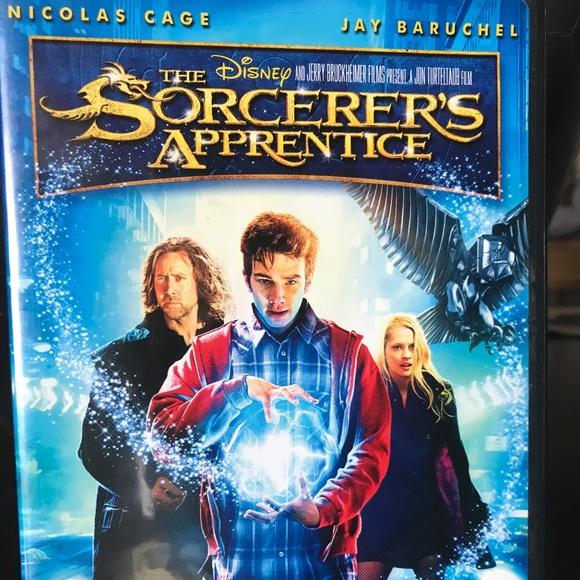 Disney's The Sorcerer's Apprentice